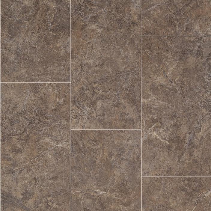 Stone Pattern Vinyl Floor Tile Standard Size: Mannington Stone Luxury Vinyl