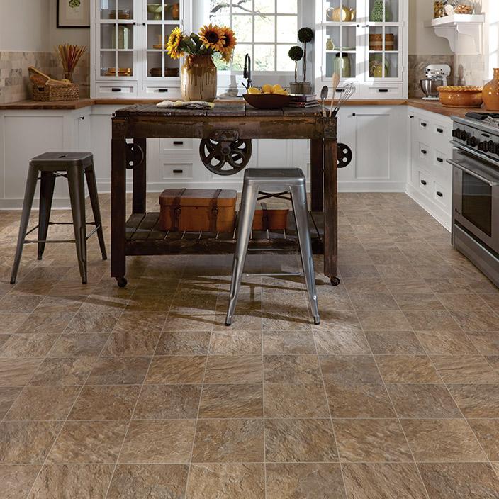Mannington vinyl tile flooring
