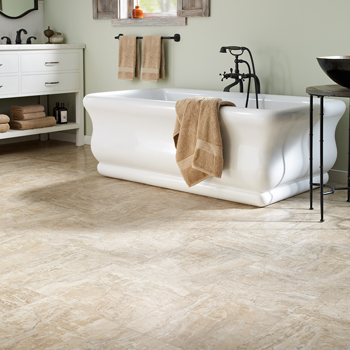 Cushion Vinyl Flooring Mannington Stone Luxury Vinyl