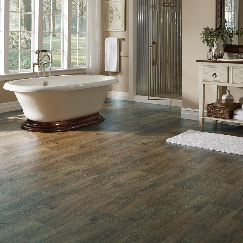 Cushion Vinyl Flooring Mannington Wood Chaumont Surrey