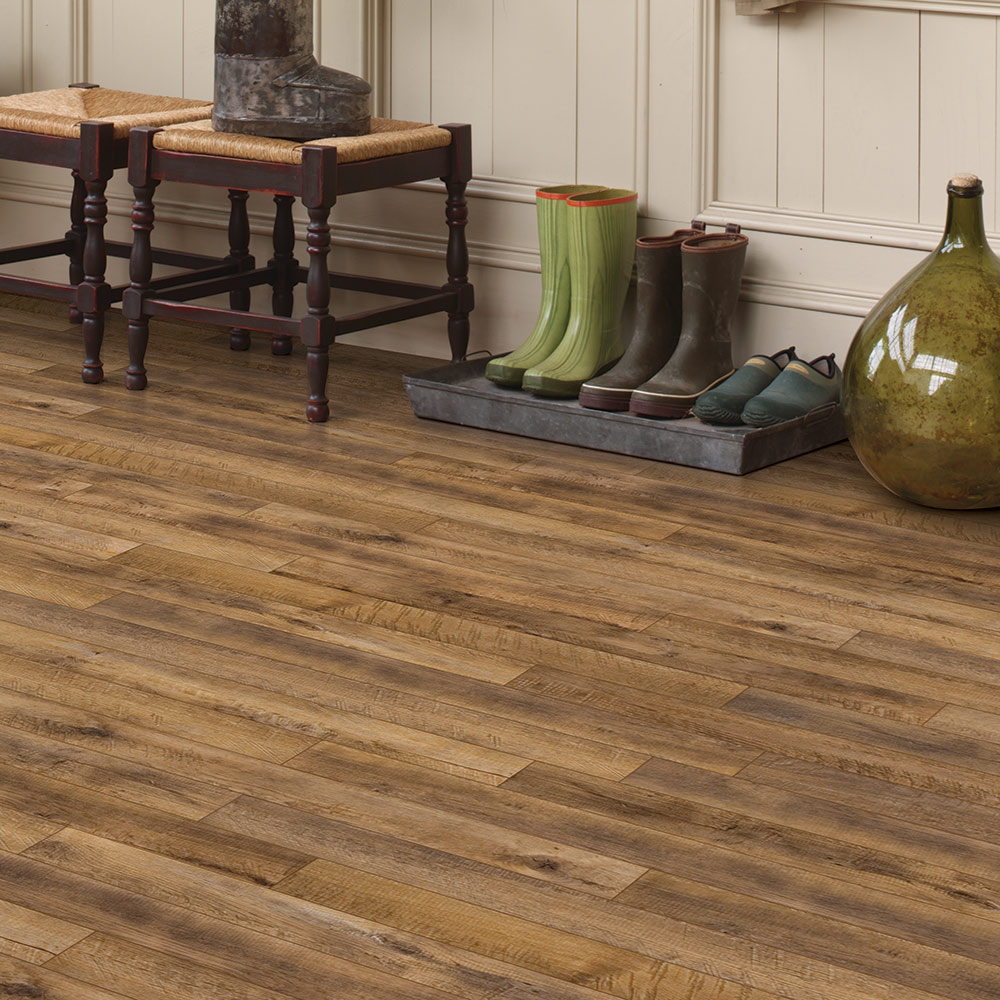 Vinyl Planking Flooring Adura Plank Country Oak Surrey
