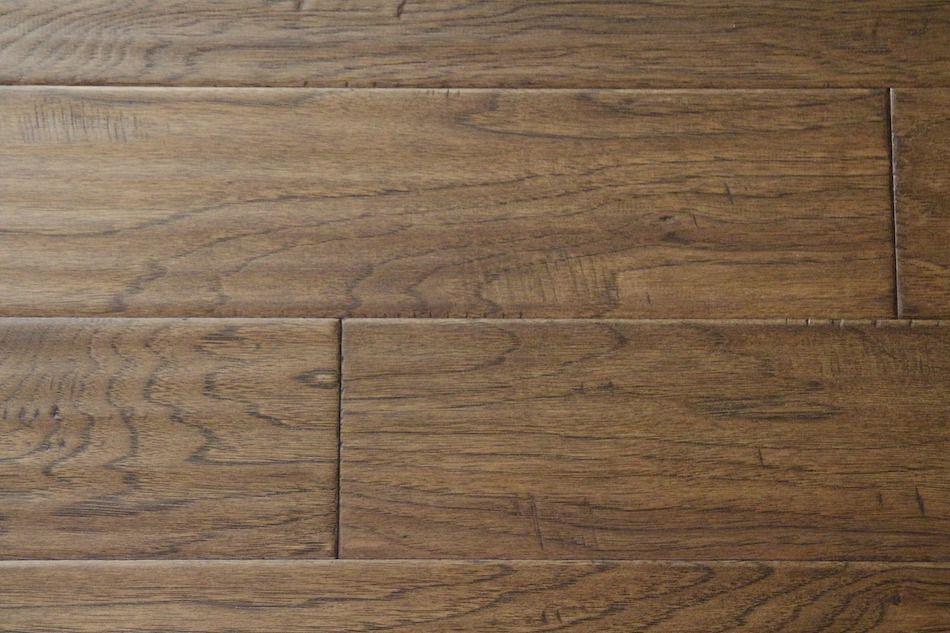 Engineered Hardwood Flooring Hickory Latte Chateau