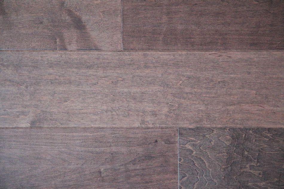Engineered Hardwood Flooring Maple Handscraped Silver